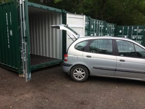 Self Storage Tunbridge Wells